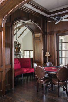 English Tudor | Portfolio | Sims Luxury Builders English Tudor, Tudor House, Your Perfect, Custom Homes, Luxury Homes, Sims, Furniture, Home Decor, Luxurious Homes