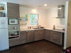 Ikea brokhult kitchen cabinets