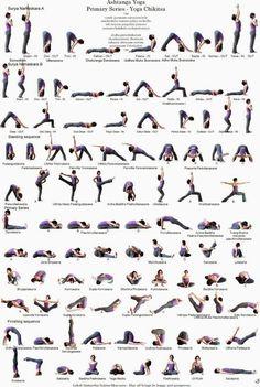 24 x 36 ashtanga yoga serie primaria con sammy seriani