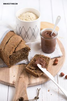 3-Minuten-Brot, Gesunde Schokocreme & Küchen-Ordnungshelfer