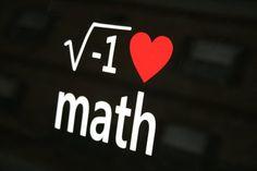 I Love Math Bumper Sticker Rage Paints http://www.amazon.com/dp/B00B54J0YM/ref=cm_sw_r_pi_dp_phcXub1XDKA9G