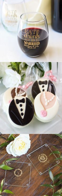 Wedding favours are the perfect way for you to personalise your ...