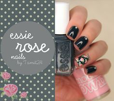 Essie rose nails. - fall in ...naiLove!