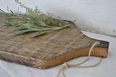 Reclaimed oak cutting boards