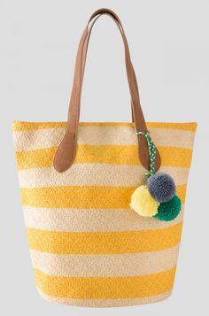Torba shopper w pasy | ORSAY