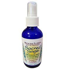 Smokeless Mist - Sacred Sage Room Spray By Medicine Flowe... https://www.amazon.com/dp/B002O7CPC8/ref=cm_sw_r_pi_dp_x_0ltCybXB04M2D