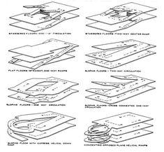 Car Park Design, Ramp Design, Parking Design, Building Design, Deck Design, Design Design, Architecture Concept Diagram, Stairs Architecture, Architecture Design
