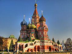Собор Покрова Пресвятой Богородицы на Рву в Москве