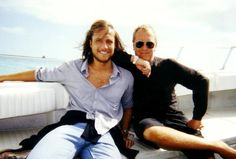 2011: Michael marries Lance LePere in August in a barefoot ceremony on Dune Beach in Southampton, New York.
