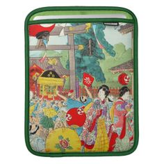 ==>Discount          	Shotei Takahashi Kanda Matsuri vintage japanese iPad Sleeves           	Shotei Takahashi Kanda Matsuri vintage japanese iPad Sleeves in each seller & make purchase online for cheap. Choose the best price and best promotion as you thing Secure Checkout you can trust Buy best...Cleck Hot Deals >>> http://www.zazzle.com/shotei_takahashi_kanda_matsuri_vintage_japanese_ipad_sleeve-205131977054926347?rf=238627982471231924&zbar=1&tc=terrest