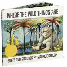 Where The Wild Things Are {hardcover} — Flying Squirrel