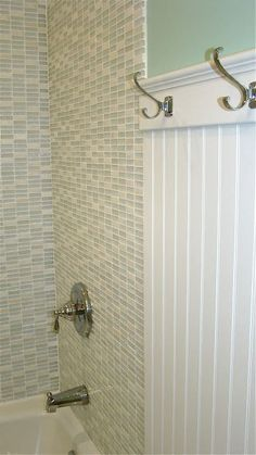 The Vintage Glitter House: Girl's Bathroom Remodel on a Budget