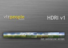 Viz-People HDRI Vol. 01 Catalog by Ronen Bekerman via slideshare