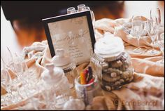 sign a wedding rock!