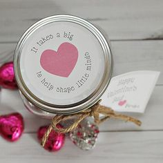 Valentine's Gifts for Teachers and Grandparents
