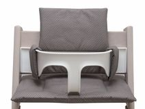 Sitzkissen für Tripp Trapp - Taupe mit Punkten