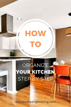 How to Organize Your Kitchen Step by Step Spice Drawer, Spice Storage, Drawer Shelves, Kitchen Organization, Organization Hacks, Kitchen Storage, Organized Kitchen, Organizing, Broom Holder