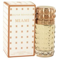 New #Fragrance #Perfume #Scent on #Sale  Victor Manuelle Miami by Victor Manuelle 3.4 oz EDP Spray - Created to celebrate the beauty and nightlife of Miami.  Created by salsa singer Victor Manuelle, you will find this blend full of life.  It is not overpowering, but it is long lasting and complete with lots of spirit.. Buy now at http://www.yourhotperfume.com/victor-manuelle-miami-by-victor-manuelle-3-4-oz-edp-spray-for-men.html