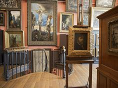 Musee National Gustave Moureau Paris's 10 Best Small Museums - Condé Nast Traveler