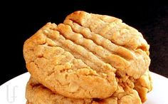 """JUST ONE"" PEANUT BUTTER COOKIE - 2 grams net carb    Next time you are in the need for a quick – and I mean QUICK – dessert from the oven, but don't want a dozen laying in wait, this will be perfect.  This is an old favorite…been around forever, but worth repeating."