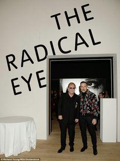 Sir Elton John and David Furnish @Eltonjohn1947 @dailymail
