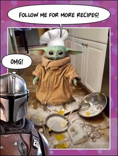 Yoda Pictures, Yoda Images, Funny Pictures, Funny Pics, Funny Stuff, Nerd Stuff, Yoda Meme, Yoda Funny, Star Wars Jokes