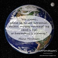 edukacjadomowaMontessori edMontessori: Dzień Ziemi_22 kwiecień