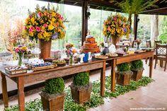 bolo de casamento rustico - Pesquisa Google