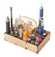 Hey, I found this really awesome Etsy listing at http://www.etsy.com/listing/165812559/vape-caddy