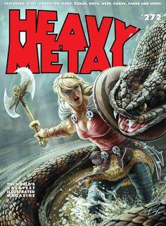Heavy Metal #272