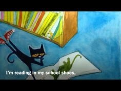 ▶ Pete the Cat Rocking in My School Shoes - YouTube
