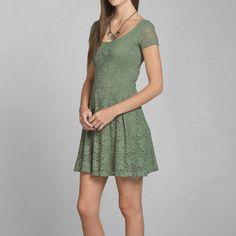 Womens Randi Skater Dress