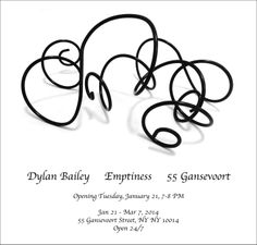 dylan bailey ny artist - Google Search