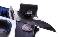ROCKSTEAD Messer UN-ZDP (Sheath Knife)