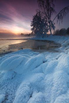 35PHOTO - Игорь Иванов - Зима на озере