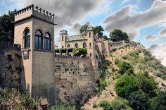 Castillo de Xativa, Valencia. Comunidad Valenciana, Spain