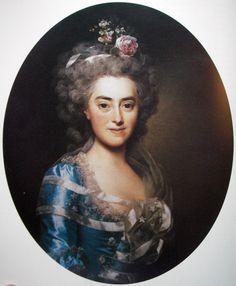 Augustine Suzanne Roslin, 1781, by Alexander Roslin