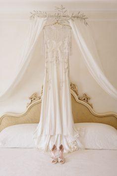 Gorgeous gown: http://www.stylemepretty.com/destination-weddings/2015/04/17/lavish-sicilian-destination-wedding/   Photography: French Grey Photography - frenchgreyphotography.com