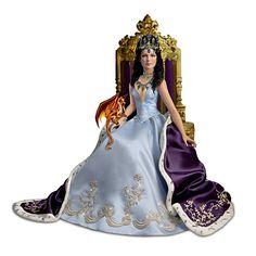 Passionfire, Queen Of Desire Fantasy Doll