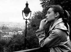 "Audrey Hepburn: ""I have to be alone very often. I'd be quite happy if I spent from Saturday night until Monday morning alone in my apartment. That's how I refuel.""   {Love your Solitude.}"