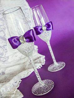 Beautiful, royal purple