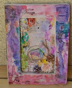 Warsztaty z Piekielna owca i mediowanie na ekranie Painting, Painting Art, Paintings, Painted Canvas, Drawings