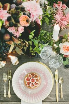 Tabletop design by Casa de Perrin | Featured on Lennd