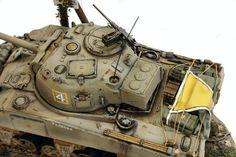 Sherman Firefly IC by Martin Korbelik