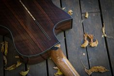 Wood With Strings: Self-Motivation!