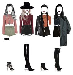 Heartbreak Hotel by xxeucliffexx on Polyvore featuring polyvore fashion style…