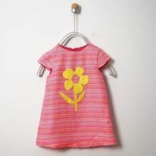 Dressing your tot in does not come much more than with this for your Visit our website to know more! Pink Dress Casual, Girls Casual Dresses, Your Girl, My Girl, Little Miss Sunshine, Made Clothing, Sweet Style, Toddler Dress, Dress For You
