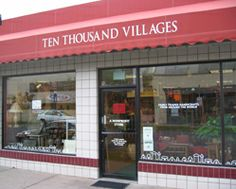 Ten Thousand Villages - 2626 E. 3rd Ave. - Ten Thousand Villages is a nonprofit fair trade store in Denver offering a unique selection of handmade global gifts, home decor, oriental rugs, jewelry and personal accessories that represent the diverse cultures of our artisan partners in Asia, Africa, Latin America and the Middle East.
