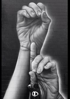 Owen Dippie. Street art