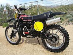 1978 Bultaco Pursang 370